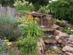 Backyard Water Feature (Seasonal)