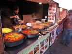 Amazing food options all over Camden Town