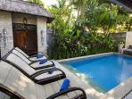 2 bdr Villa, private pool, POOL FENCE YES OR NO  Legian