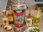 Vacations are for fruity drinks...Make your own Margaritas and Frozen Drinks