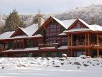 Stowe Vermont Vacation Rental Winter