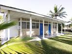 Cabina rooms capture the ocean breezes