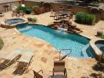 2nd Pool & Hot Tub