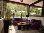 Stylish Sun Room