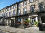 Prestigious 1820's Regent Terrace designed by famous Edinburgh Edinburgh Architect William Playfair