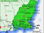 Co wexford Map
