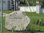 Award Winning Village of Clonegal 2 Km from the holiday home