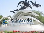 Seaworld - 12 mins drive by car or FREE shuttle from resort for guests