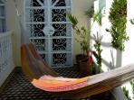 Terrace - hammock