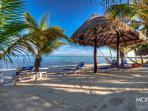 Nah Uxibal beach