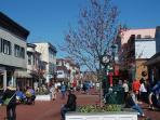 Washington Street Mall..Just steps away!