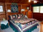 Queen Bed w/ Large Closet & Dressers