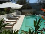 Les Chenes Sessiles, Luxury  Bedroom Apartment with a Pool and Balcony
