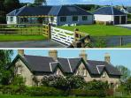 Contemporary Country or Traditional Farm Cottages at Hendersyde