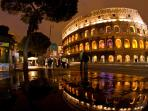 Rome Colosseum Rental - The Flavian Amphitheatre