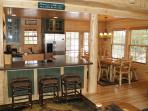 Cedar Creek- Fully stocked Kitchen & Dining