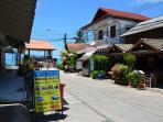Maenam village