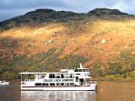 Loch Lomond Cruises