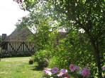 Part of gardens