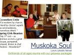 Gather Your Girlfriends at Muskoka Soul