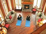 Create at Yoga Retreat at Muskoka Soul
