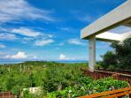 View of PhiPhi and islands | The Levels | luxury, sea-view, villa for rent, Koh Lanta, Thailand