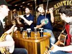 Traditional Irish Music for good night out