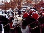 WASSAIL PARADE SECOND SATURDAY IN DECEMBER
