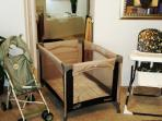 Baby Stroller, Cot and High Chair