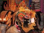 Barong dance Seseh village