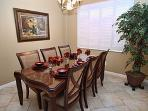 Dinning Table for a nice family meal