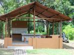 BBQ Grill  /  PAVILION AT POOL AREA
