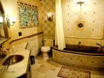 The royal bathroom.
