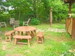 Picnic Table - Enjoy the Outdoors!