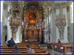 Wieskirche 25 km from Ogau