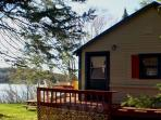 Woodland Echoes Cottage #3