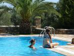 Enjoy the pool of Harmony