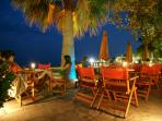 Romantic seaside locality in Longos, 400 m from Harmny