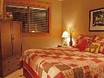 At the end of a great day, retire to your ultra-comfortable Master bedroom.
