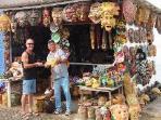 Bucerias Flea Market