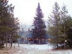 A winter hideaway.