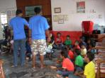 Intel engineers do community service at local Childrens Welfare Home