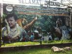 Taiping Zoo billboard