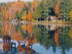 Camp Sunrise, Adirondack Cottage