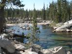 Hiking the High Country in Yosemite