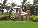 Polynesian Cultural Center, across the street, save $10 parking