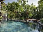 Villa Batavia - Sparkling 18m Freeform Pool