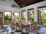 Villa Batavia - Dining Hall