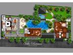 Villa Batavia - Floorplan first floor