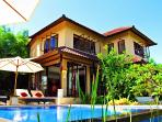 Villa Penyon is a free standing house with expansive views over the water. 3 bedroom with ensuites.